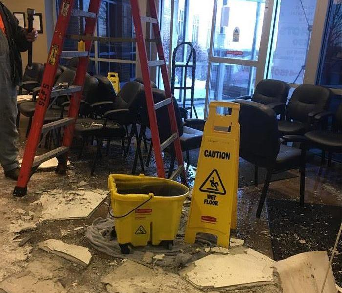 Hospital Floods After Pipe Breaks Before
