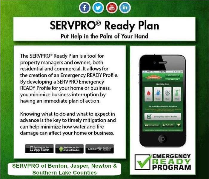 SERVPRO of Benton, Jasper, Newton & Southern Lake Counties