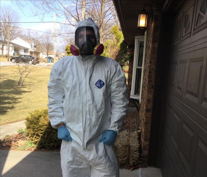 Mold Remediation Personal Protective Equipment for Mold Remediation