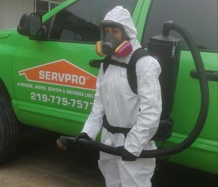 Mold Remediation New HEPA Vacuums Arrive